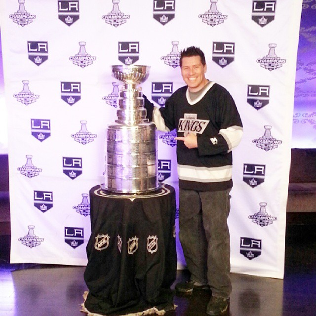 Keeper of the Cup- Hockey's Holy Grail